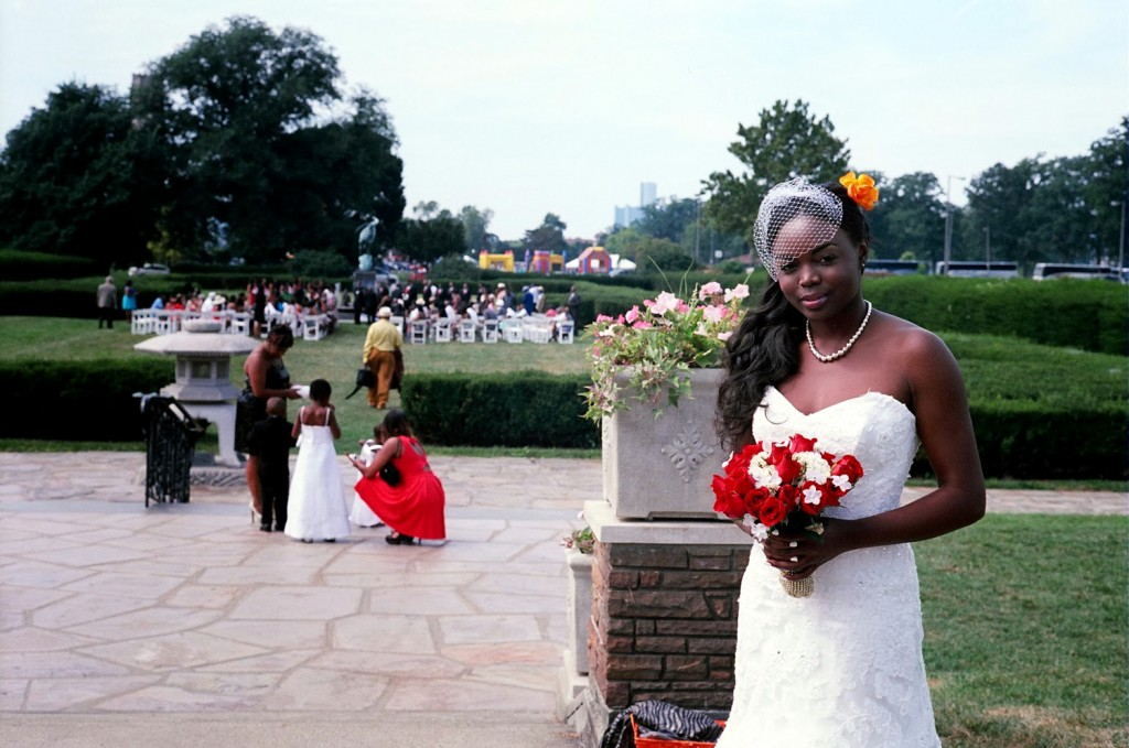 Bride, Belle Isle, Detroit