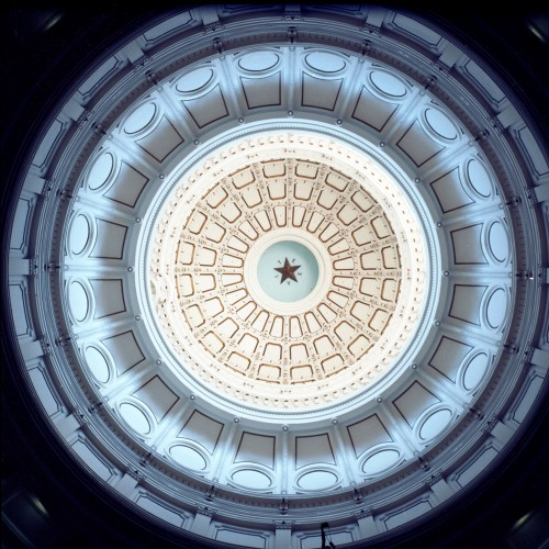 Texas capital dome