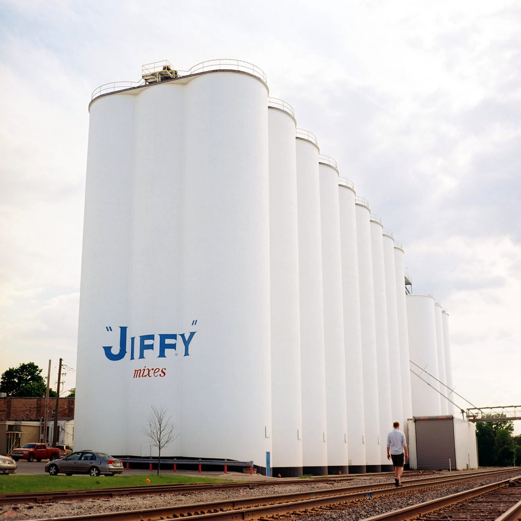 Jiffy factory, Chelsea, Michigan