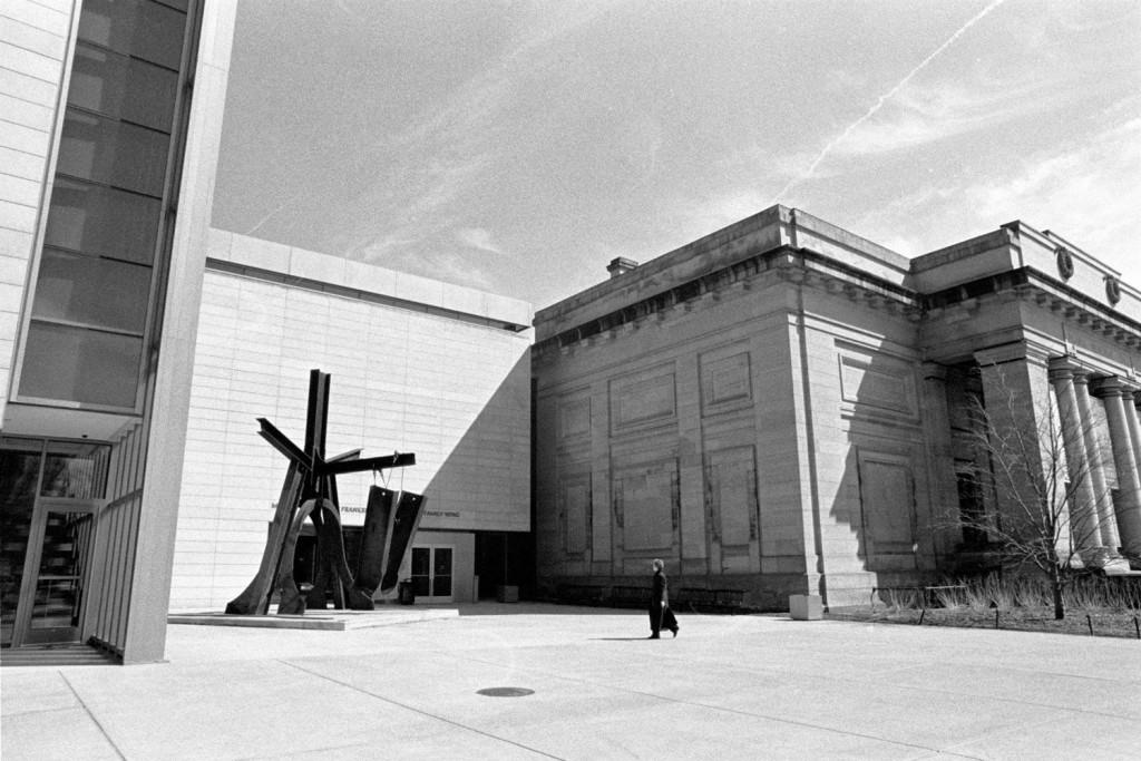 Museum of art, UM Ann Arbor